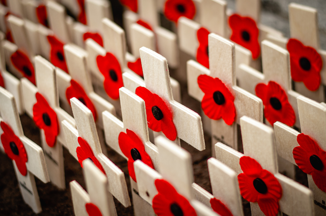 Lest We Forget: Honouring Remembrance Day